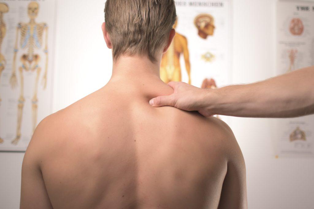 massage deep tissue pour homme