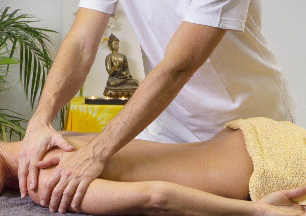 Le massage suédois pour sportif